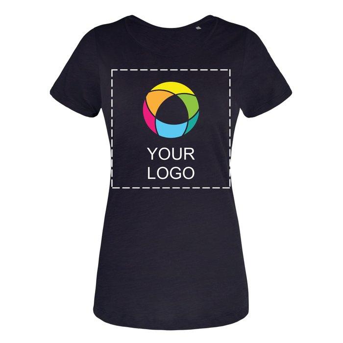 B&C™ Slub Ladies' T-shirt
