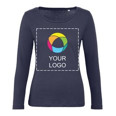 B&C™ Inspire Long Sleeve Women's T-shirt