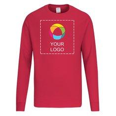 Port & Company® Fan Favorite Fleece Crewneck Sweatshirt