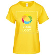 Fruit of the Loom® Valueweight Damen-T-Shirt
