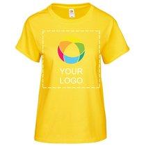 Fruit of the Loom® Valueweight T-shirt för dam