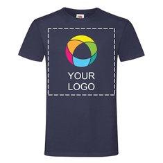 Fruit of the Loom® Sofspun T-shirt i herrmodell