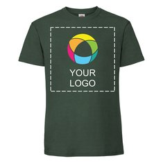 Fruit of the Loom® ringspundet premium T-shirt