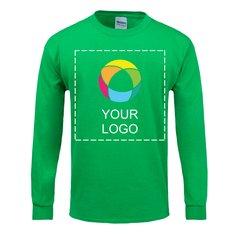 Gildan® Ultra Cotton™ Youth Long Sleeve T-Shirt