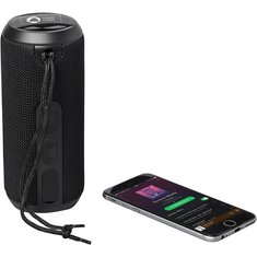 Avenue™ Rugged Fabric Waterproof Bluetooth® Speaker