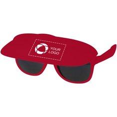 Bullet™ Miami solglasögon med skärm