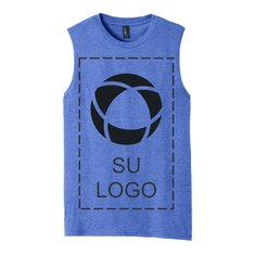 District® V.I.T.™ Muscle Tank with Full-Front Screenprint