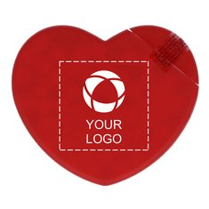 Heart-shaped Peppermint Box