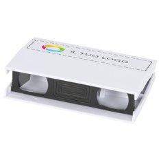 Binocolo pieghevole 3 x 33 HunterBullet™ con stampa a colori