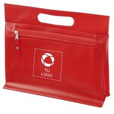 Bolsa de aseo de PVC transparente Paulo de Bullet™