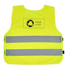Bullet™ Odile Safety Vest with Hook & Loop for Kids Age 3-6