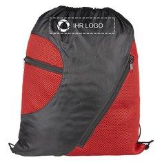 Mesh-Rucksack mit Reißverschluss von Bullet™