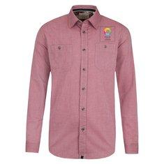 Weatherproof® Vintage Chambray Long Sleeve Shirt
