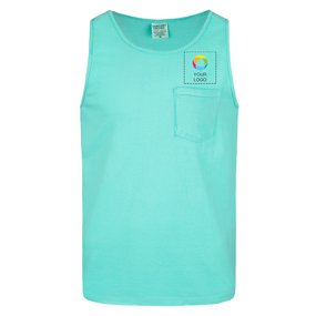 Comfort Colors™ Garment Dyed Tank With a Pocket