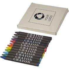 Bullet™ 12-Piece Crayon Set