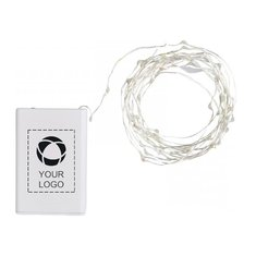 Bullet™ Pulse 50-LED Sound Activated String Lights
