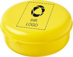 Runder Kunststoff-Lebensmittelbehälter Miku von Bullet™