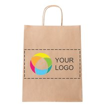 Paper Bag Medium Full Color Print