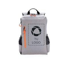 Mochila para ordenador portátil de 15 pulgadas Lima con puerto USB y protección RFID