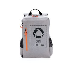 """Lima 15""""-datorryggsäck med RFID och USB"""