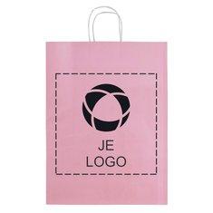 Eenvoudige papieren tas groot