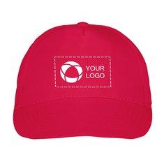 US Basic™ Memphis Single Colour Print Cap