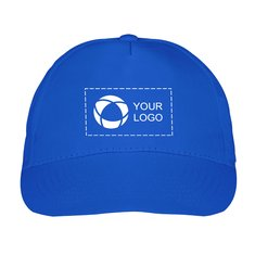 US Basic™ Memphis Cap Single Colour Print