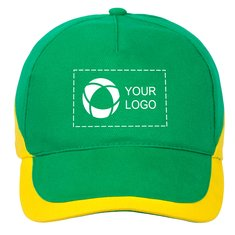 Sol's® Booster Cap Single Colour Print