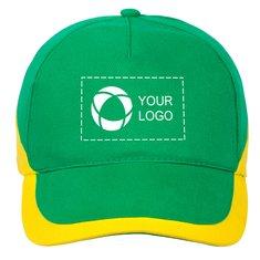 Cappellino con stampa monocolore Booster Sol's®