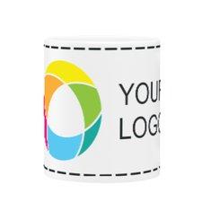 SatinSub® Durham White Mug