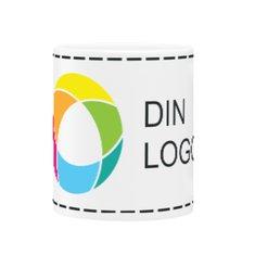 SatinSub® Durham-mugg med fyrfärgstryck
