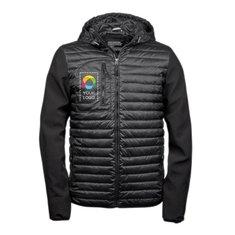 Tee Jays® Crossover Hooded Jacket
