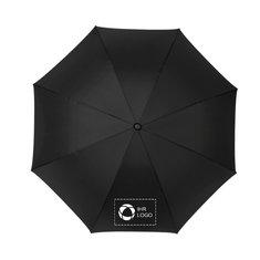 Umkehrbarer, farbiger, gerader Regenschirm Yoon von Avenue™