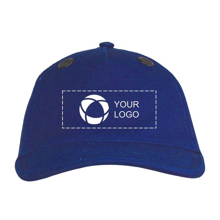 Beechfield® EN812 Bump Cap with Single-Colour Print