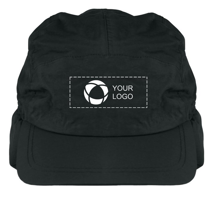 Beechfield Mountain Cap with Single-Colour Print