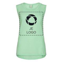Bella + Canvas® Flowy Muscle Hemdje voor Dames