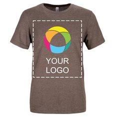 T-shirt à manches courtes Triblend Bella+Canvas®