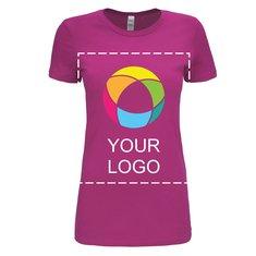 Kurzärmeliges Damen-T-Shirt The Favorite von Bella + Canvas®
