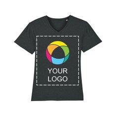 Stanley Presenter Men's V-Neck T-Shirt Ink Printed