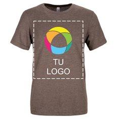 Camiseta de manga corta y triple mezcla de Bella + Canvas®