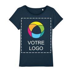T-shirt femme cintré StellaWants imprimé à l'encre