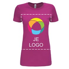 Bella + Canvas® Favorite dames-T-shirt met korte mouwen