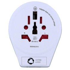 Adaptateur USB Monde-Europe SKROSS®