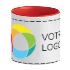 Mini mug en céramique 200ml SublimColy imprimé en couleur