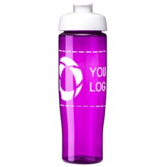 Botella deportiva Tempo de H2O Active®