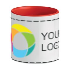 Mini SublimColy Ceramic Mug 200ml Full Colour Print