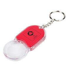 Bullet™ Zoomy Vergrootglas en Sleutelhangerlampje