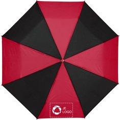 Avenue™ Spark Automatische 3-Delige Paraplu in Twee Kleuren