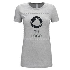Camiseta de manga corta The Favorite de Bella + Canvas® para mujer