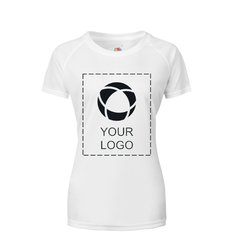Fruit of the Loom® Lady-Fit Performance T-shirt